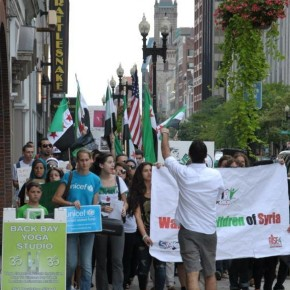 Global Walk for Children of Syria