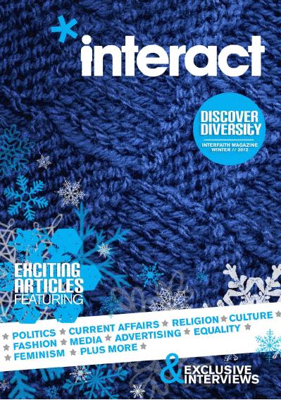 Interact Magazine Winter 2012