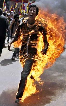 auto immolazione