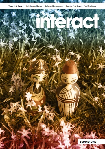 Interact Magazine Summer 2013