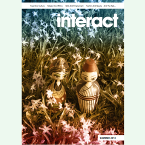 Interact Magazine Summer 2013 Out Now!